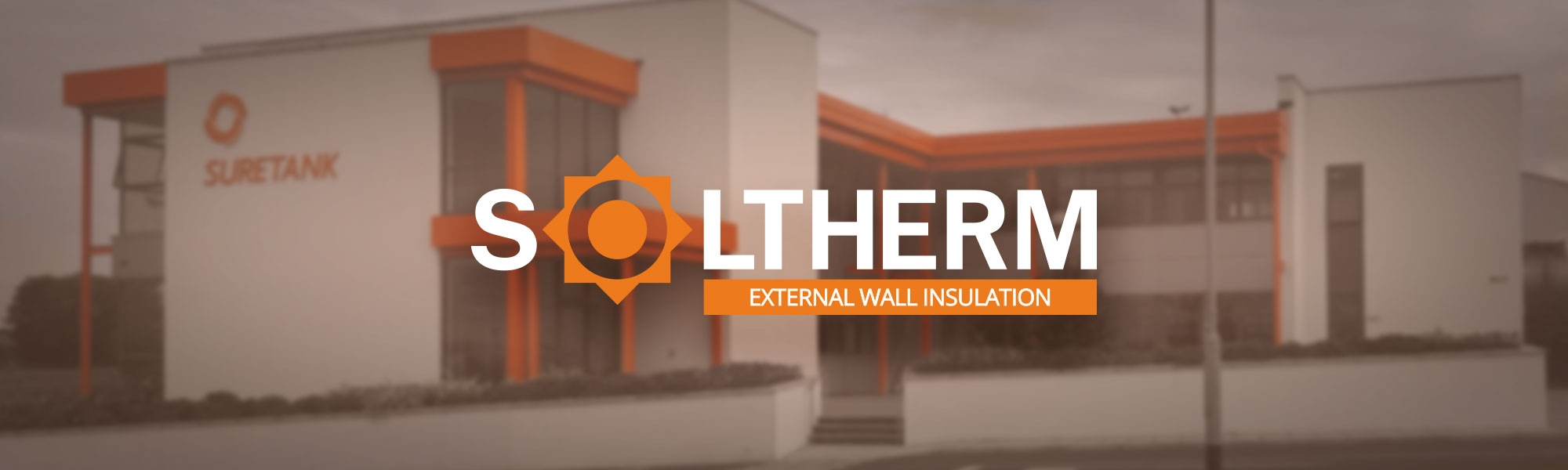 Soltherm EWI External Wall Insulation Construction Systems