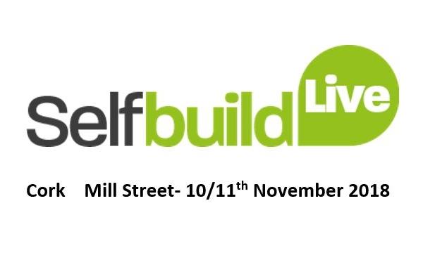 Self Build - Cork Citywest - 10th - 11th  November 2018