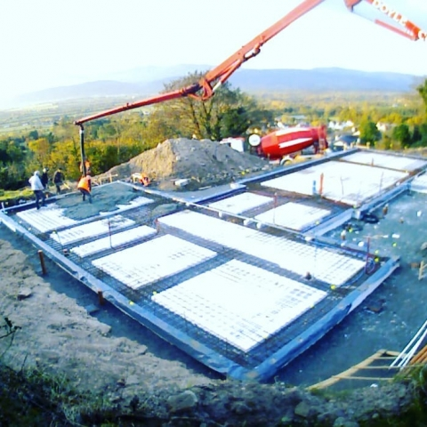 Raft Therm Insulated Construction Systems